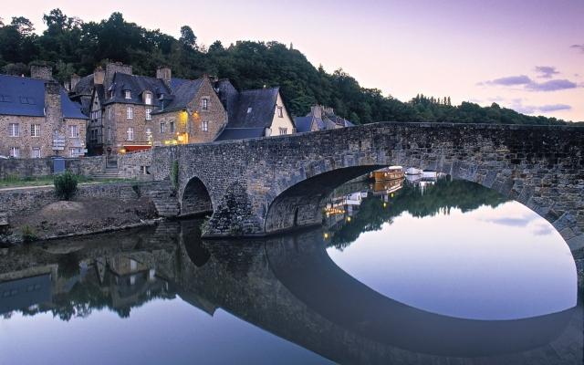 Мост во Франции