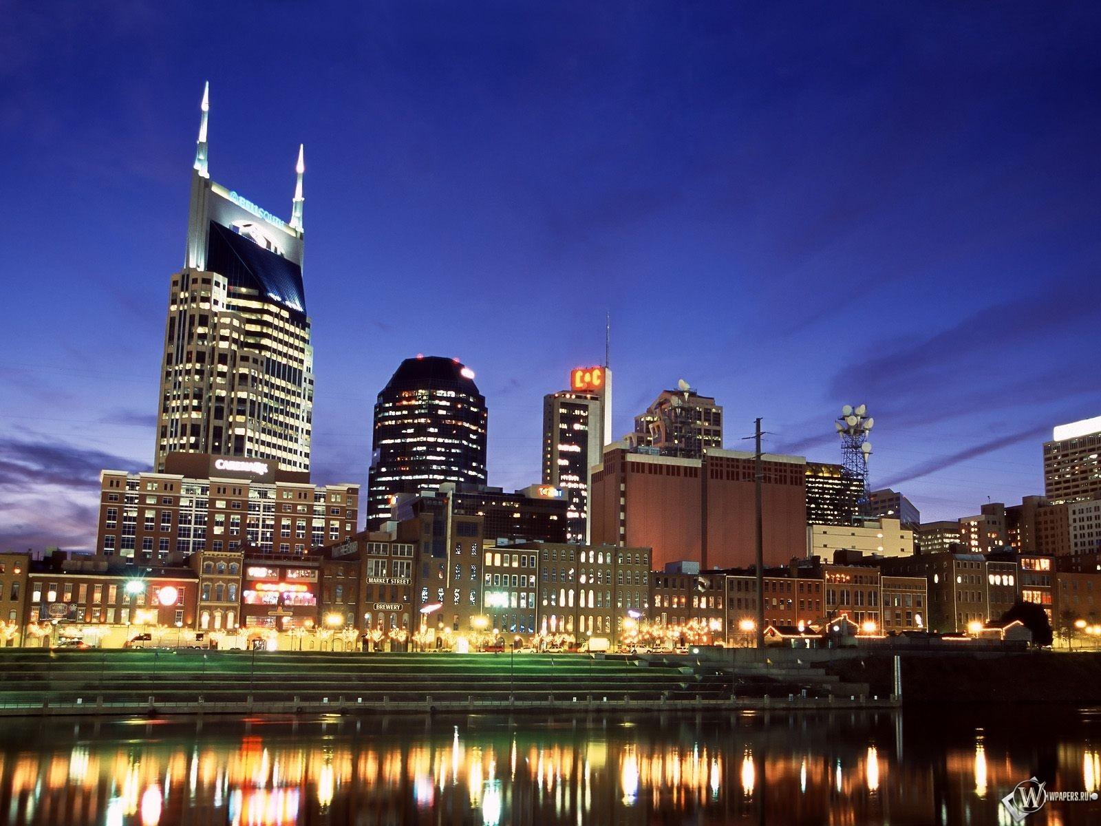 Nashville Skyline 1600x1200
