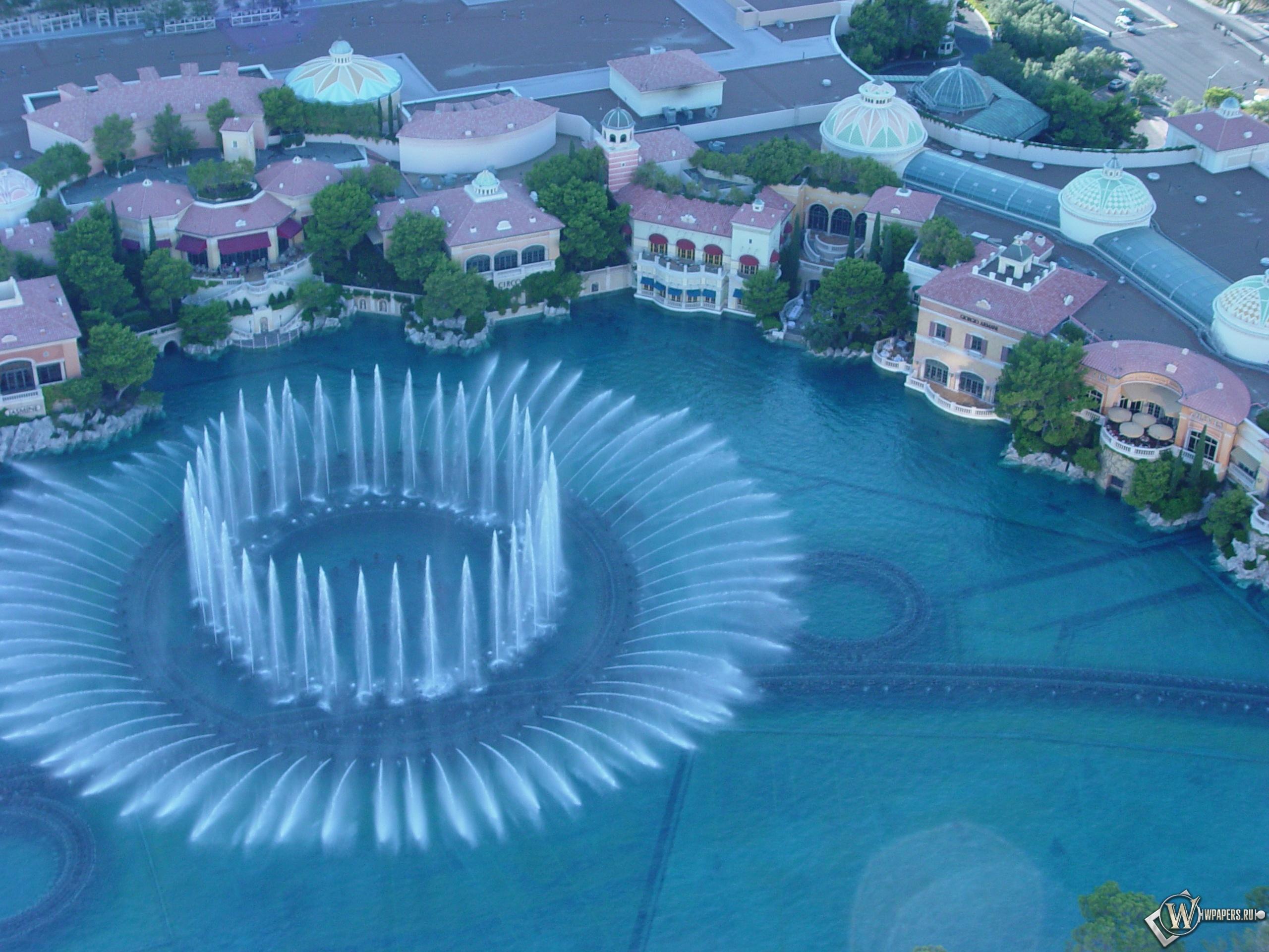 Bellagio Fountain 2560x1920