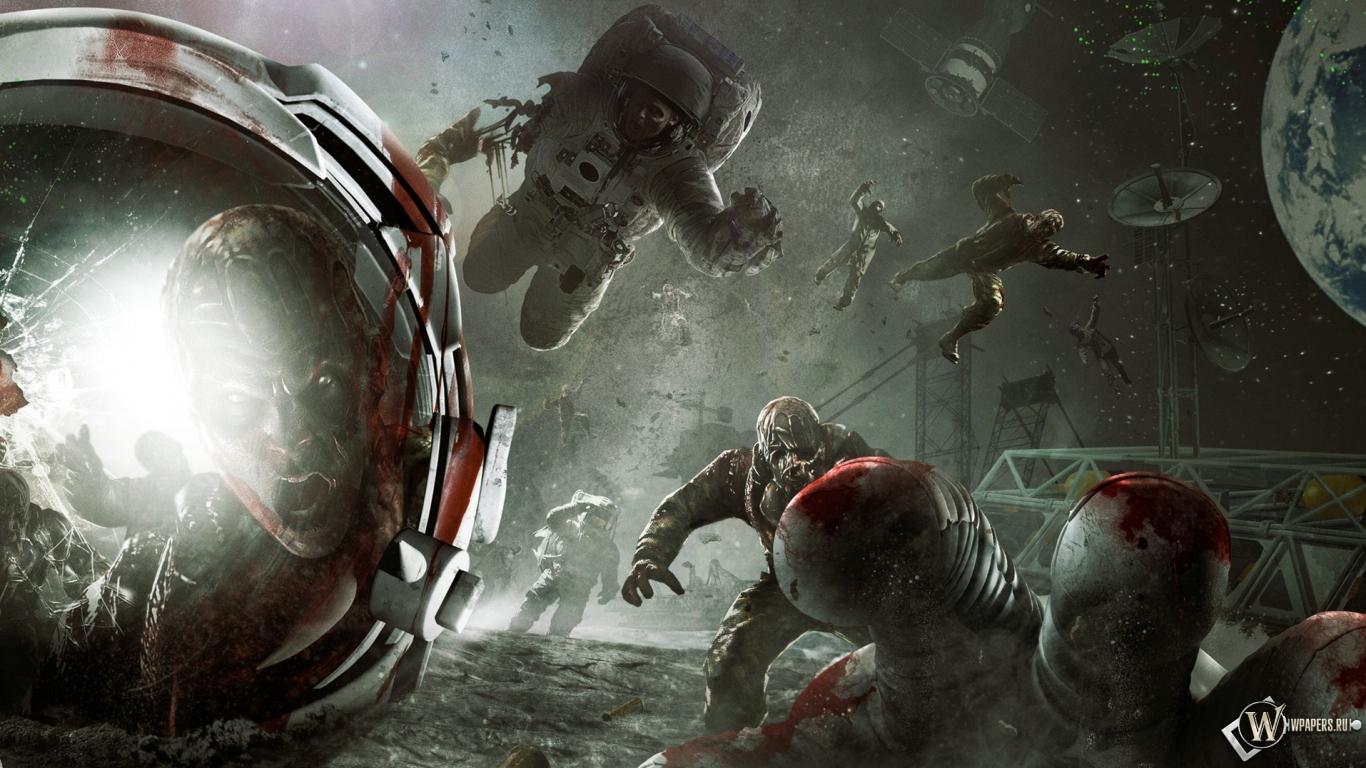 Зомби в космосе