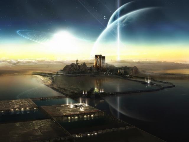 город будующего