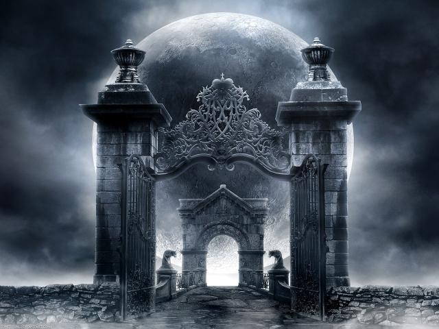 Врата в Неизвестность