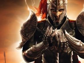 Обои Рыцарь: Война, Воин, Меч, Фэнтези