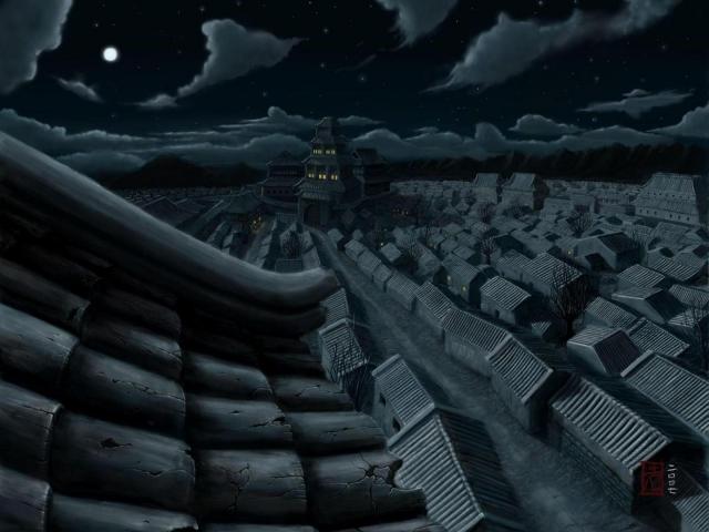 Японские крыши