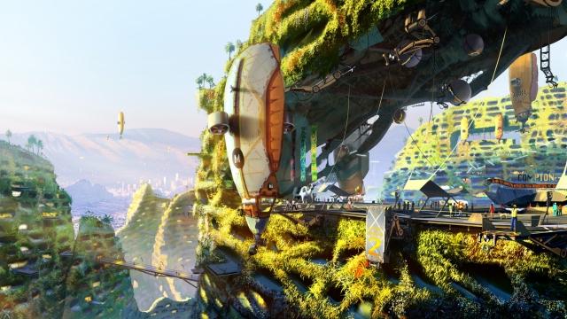 Эко-Архитектура будущего