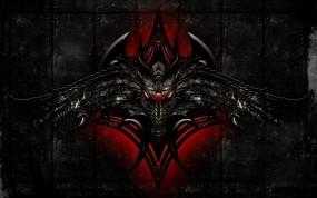 Обои Дракон: Фэнтези, Дракон, Красный, Фэнтези