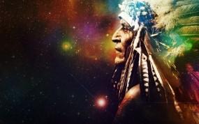 Обои Индеец: Человек, Индеец, Фэнтези