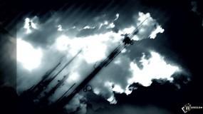 Обои Темное небо: Ночь, Сумерки, Тьма, Сумрак, Фэнтези