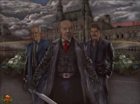 Обои Как пройти к Думе...: АриSt@Rх, Ленин, Сталин, Хрущев, Фэнтези