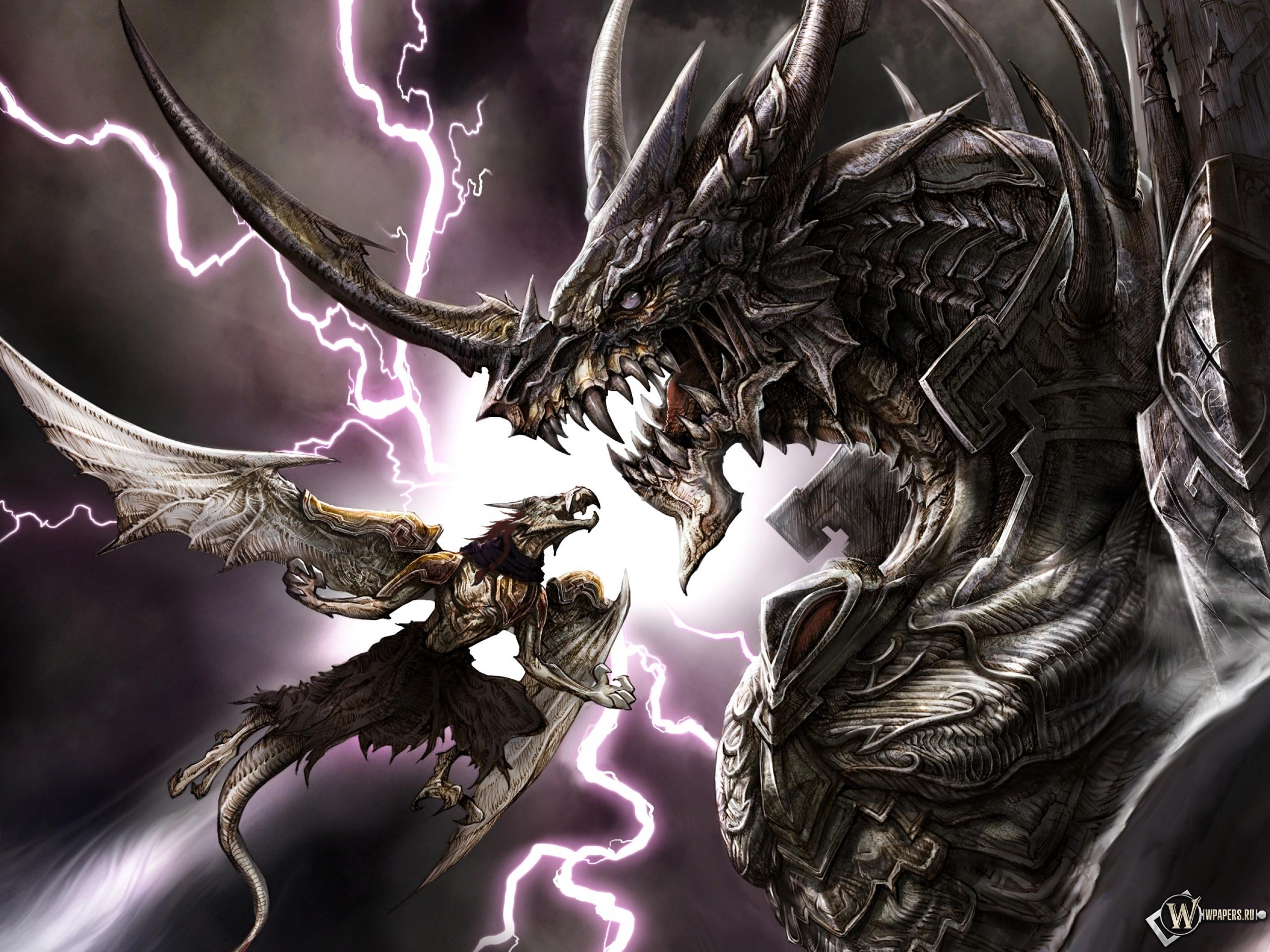 Скачать обои для рабочего стола бесплатно драконы 9
