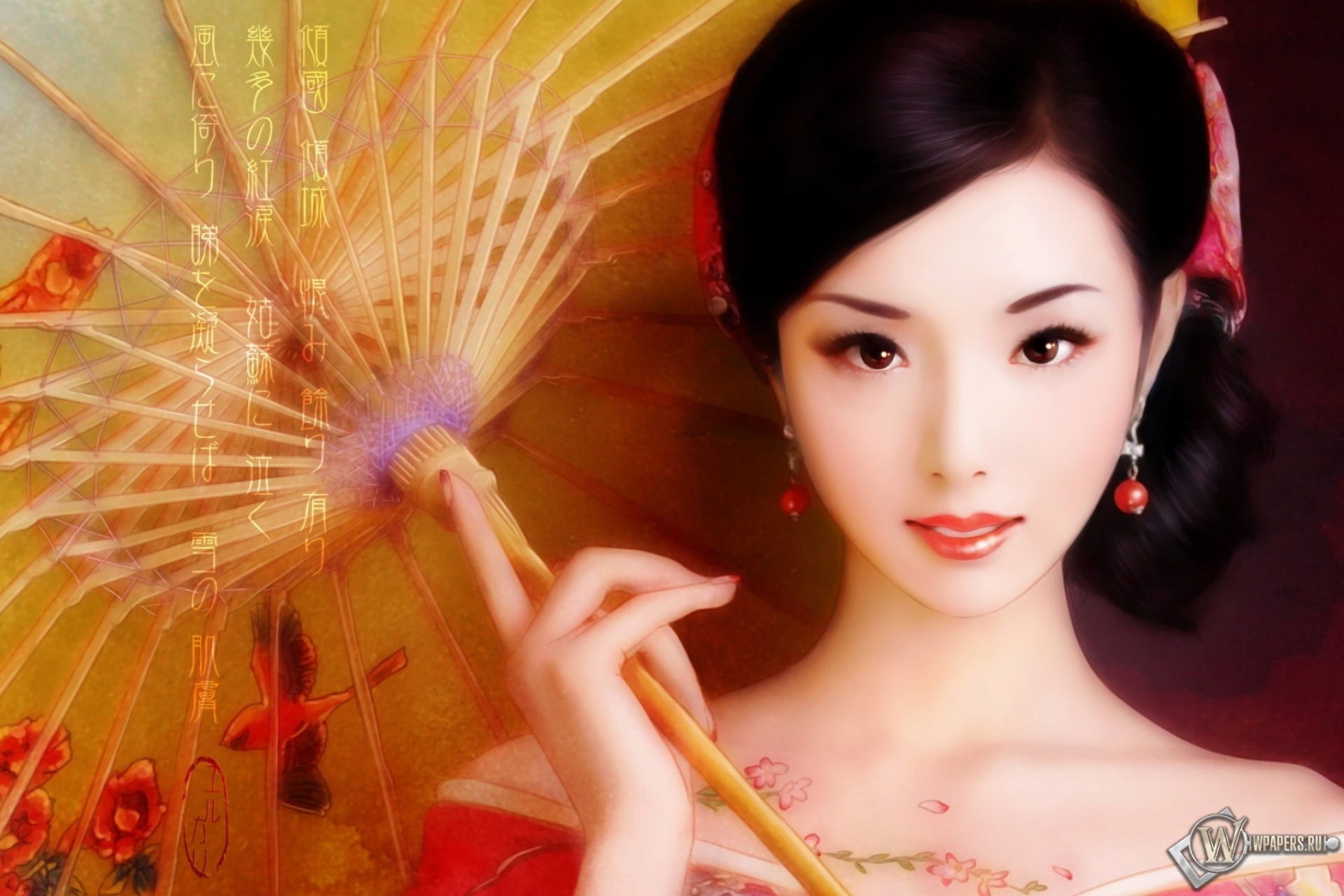 Японские девушки фото бесплатно 7 фотография