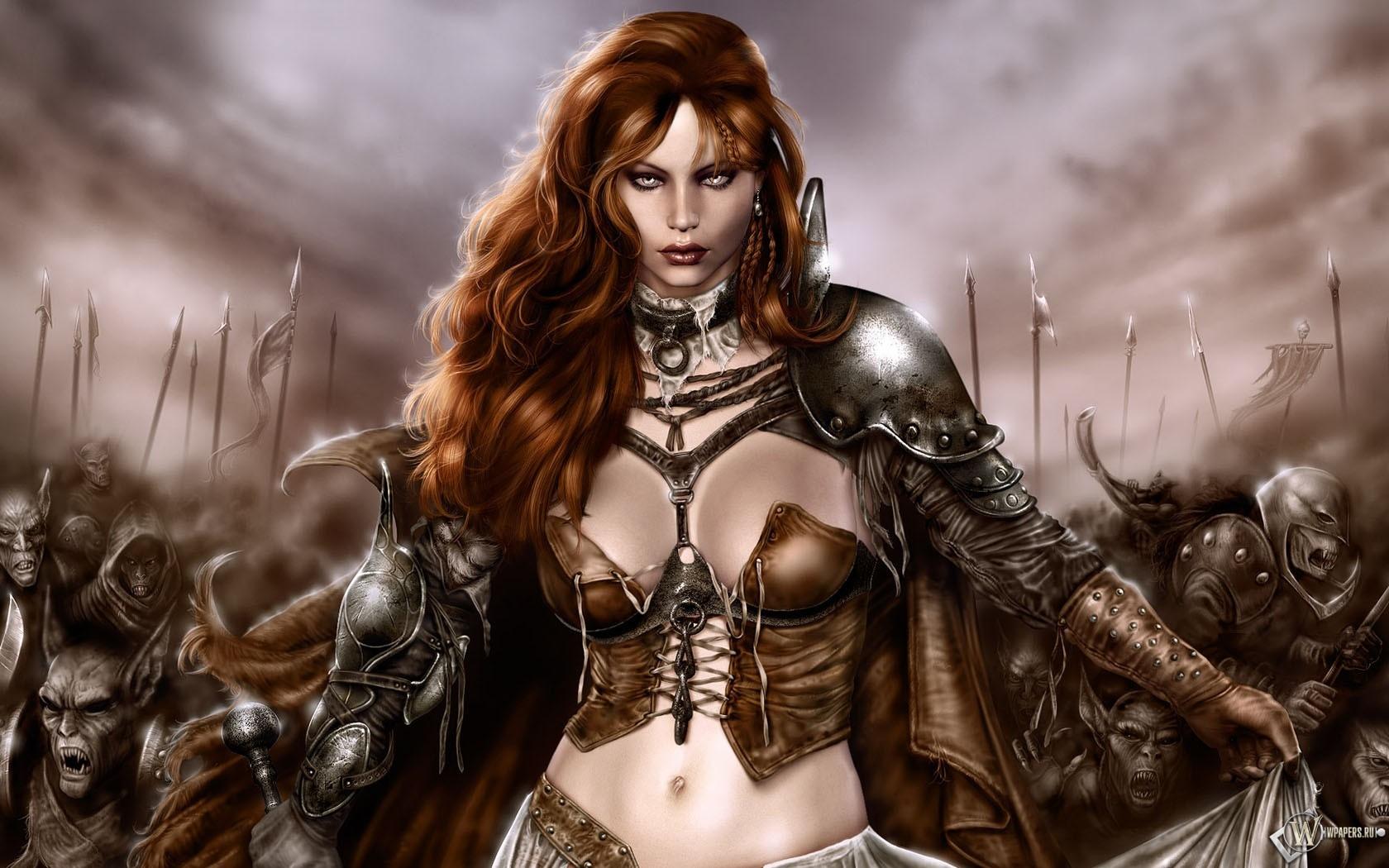 Fantasy women 1680x1050