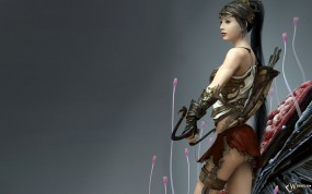 Обои 3d fantasy girl: Фэнтези девушка, Фэнтези - Девушки