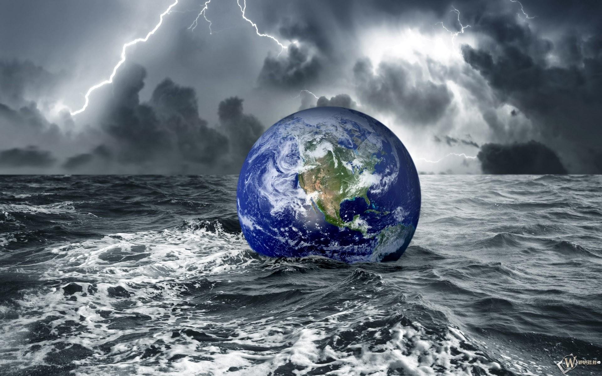 Всемирный потоп 1920x1200