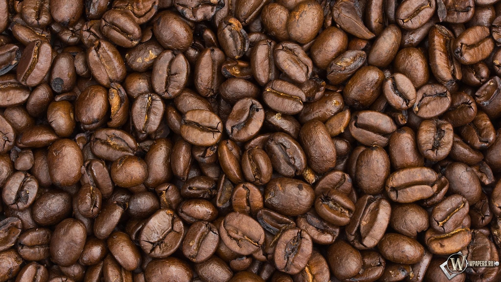 кофейные зерна мешковина ткань  № 3696147  скачать