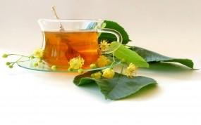 Обои Липовый чай: Листья, Чай, липа, Еда