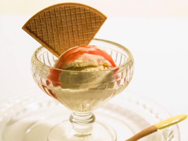 Шарик мороженого