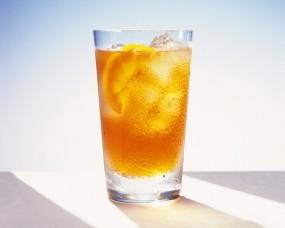 Обои Холодный чай: Стакан, Напиток, Чай, Еда