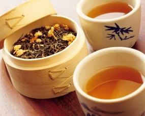 Обои Чайная церемония: Китай, Чай, Чашки, Еда