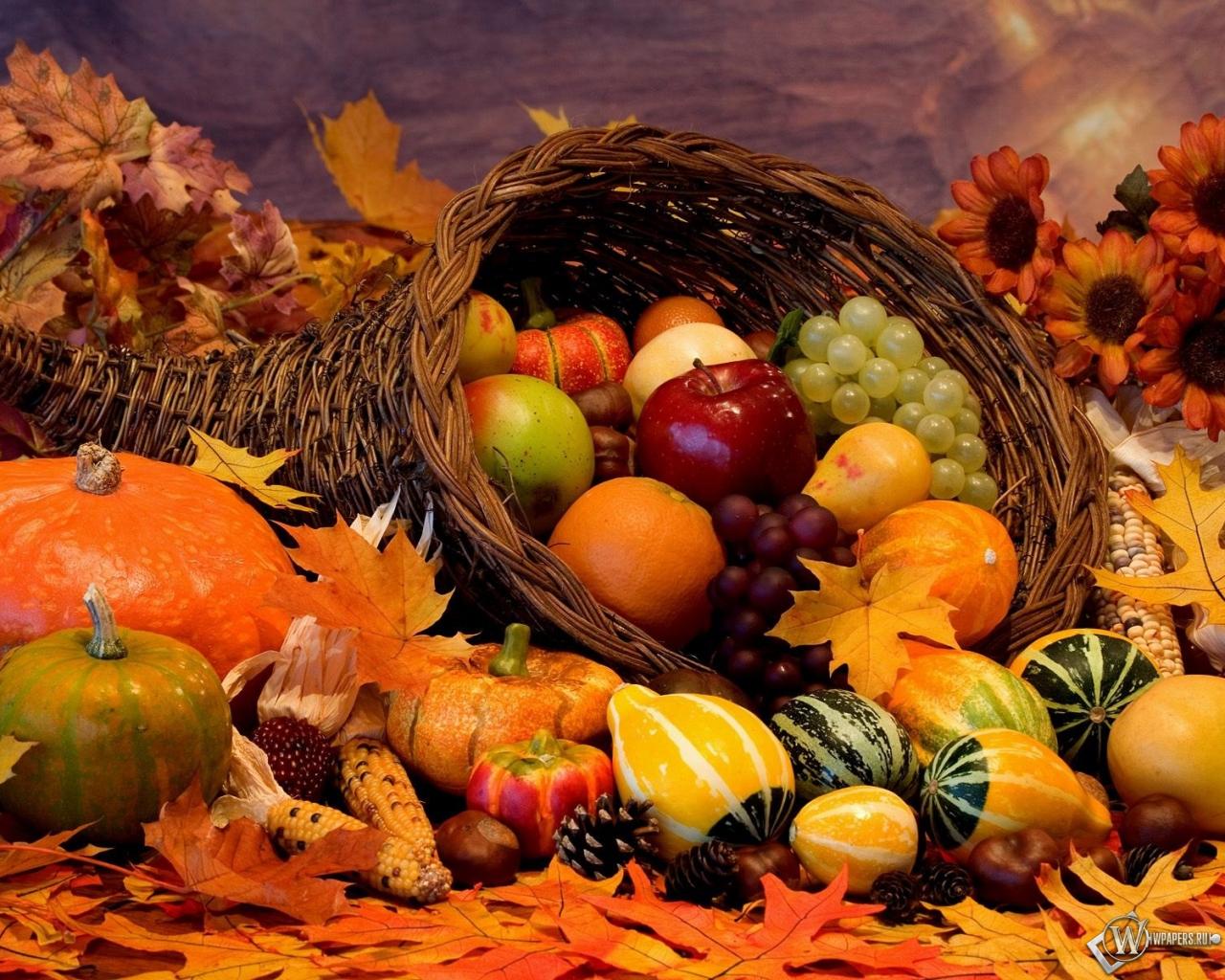 картинки на рабочий стол осень: