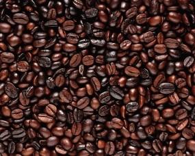 Обои Обжареный кофе: Кофе, Зёрна, Еда