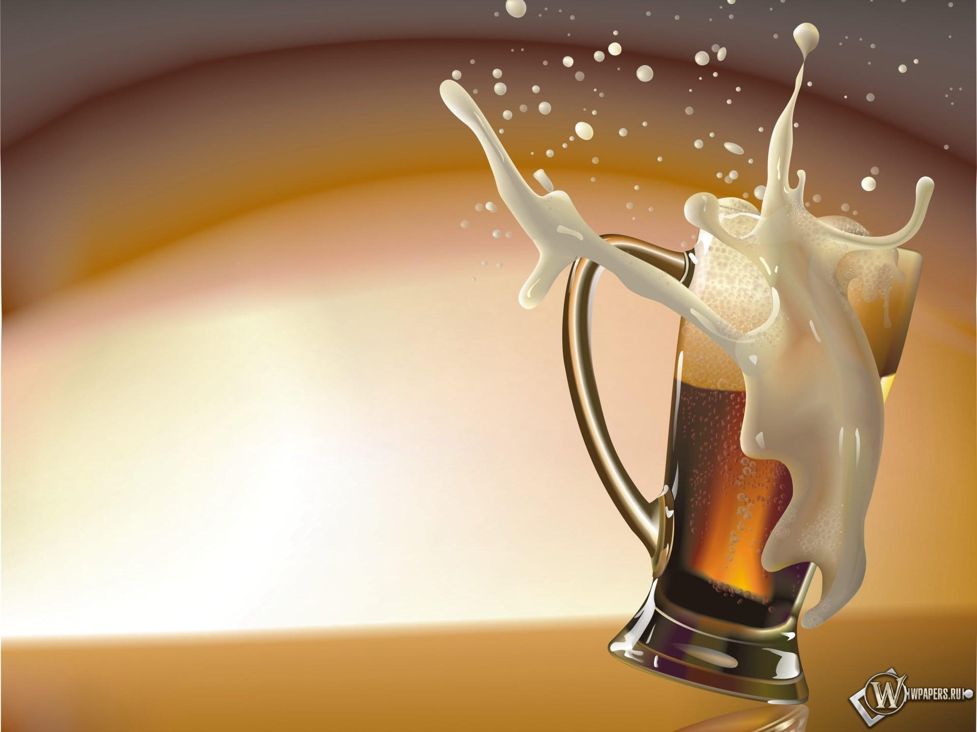Пиво 1920x1440