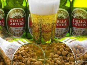 Обои Пиво Stella Artois: , Алкоголь
