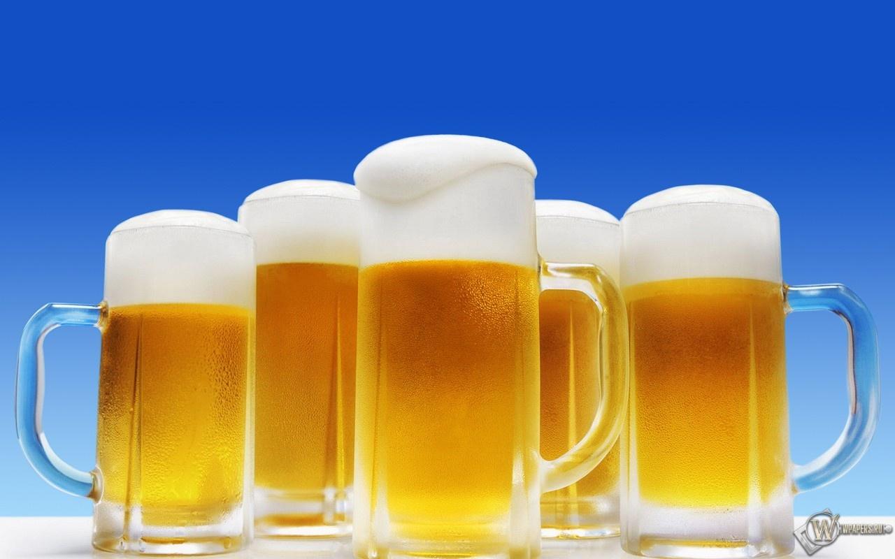 Обои пиво красота пиво вкус 1280x800