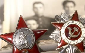 Обои День победы: СССР, 9 мая, День Победы, Награды, Медали, День победы