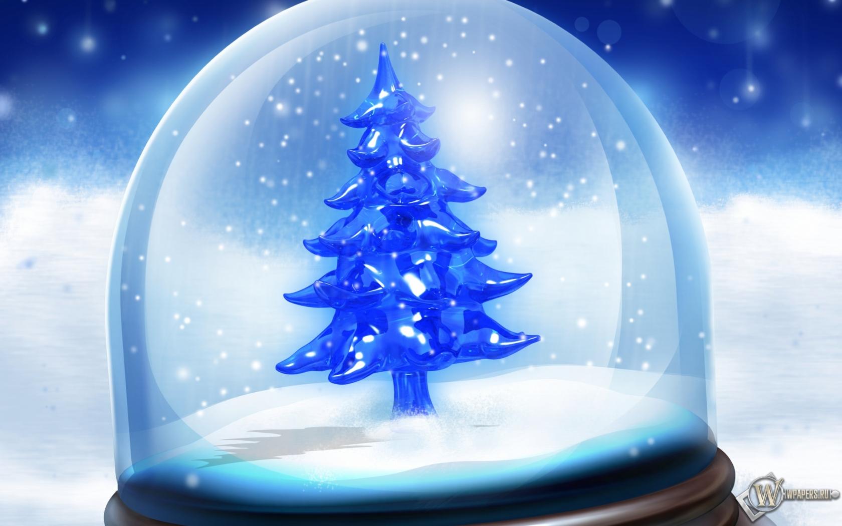 Картинки 1680х1050 зима новый год