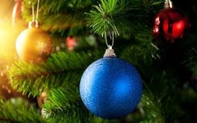 Обои Новый Год: Новый год, Шар, Шары, Праздник, Игрушки, Новогодняя елка, Новый год