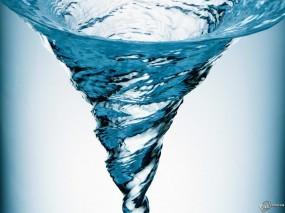Обои Водяная воронка: , Вода