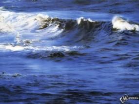 Обои Волны: , Вода