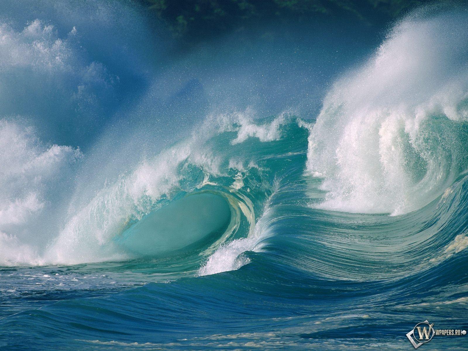 Волны 1600x1200