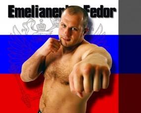 Обои Федор Емельяненко: Россия, спортсмен, Мужчины
