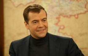 Обои Дмитрий анатольевич медведев: Улыбка, Медведев, Президент, Мужчины