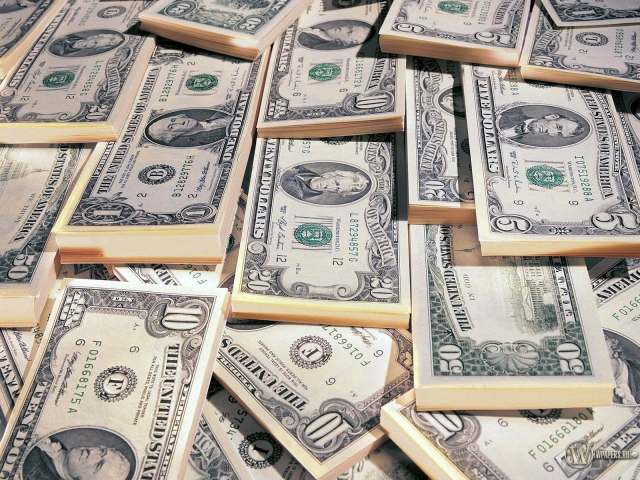 фотообои для рабочего стола деньги:
