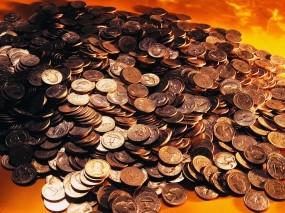 Обои Монеты: Золото, Монеты мира, Деньги, Деньги