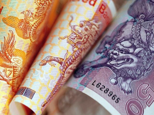 Скрученные деньги