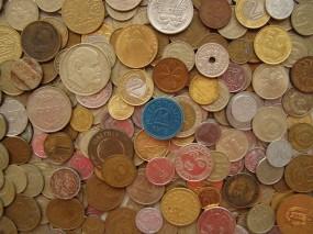 Обои Монеты: Металл, Богатство, Деньги, Железо, Монеты, Деньги