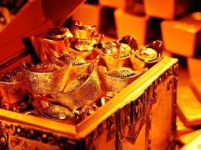 Обои Сокровища: Металл, Золотые слитки, Богатство, Золото, Слитки золота, Деньги, Железо, Монеты, Слитки, Деньги