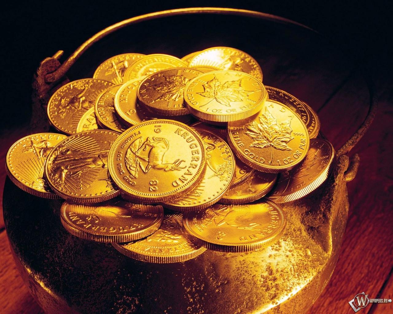 Деньги железо монеты 1280x1024 картинки