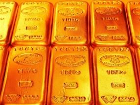 Обои Слитки золота: Золотой запас, Золотые слитки, Золото, Деньги