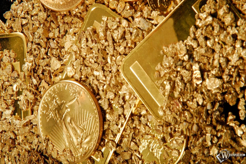 Обои золото богатство золото