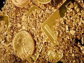 Обои Золото: Богатство, Золото, Золотые монеты, Деньги, Монеты, Деньги