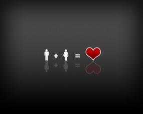 Обои Любовь: Любовь, Он, она, Настроения