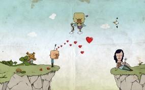Обои Разбитая любовь: Любовь, Настроение, Настроения