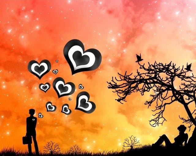 Мысли о любви