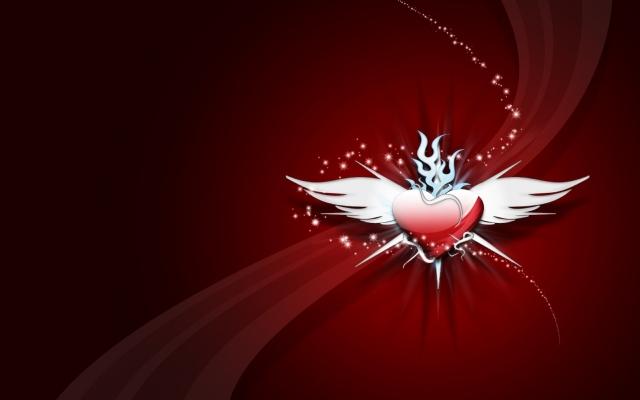 Крылатое сердце