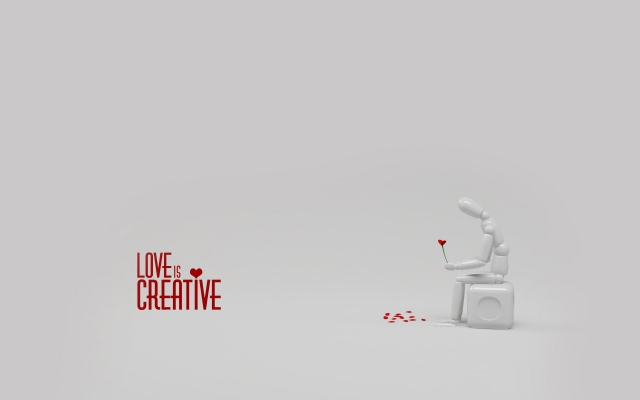 Love is Creative